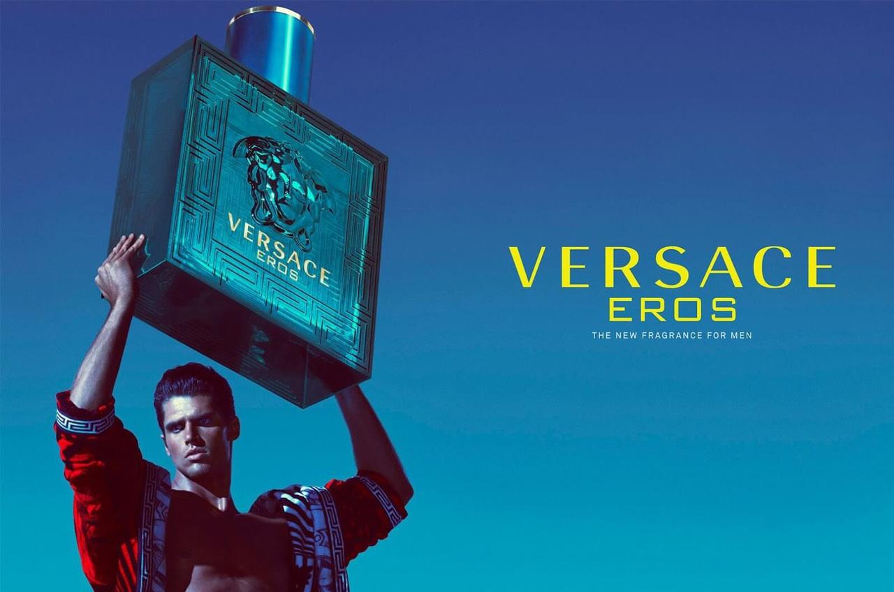 Nước hoa nam Versace Eros 100ml chính hãng - luxshop.vn