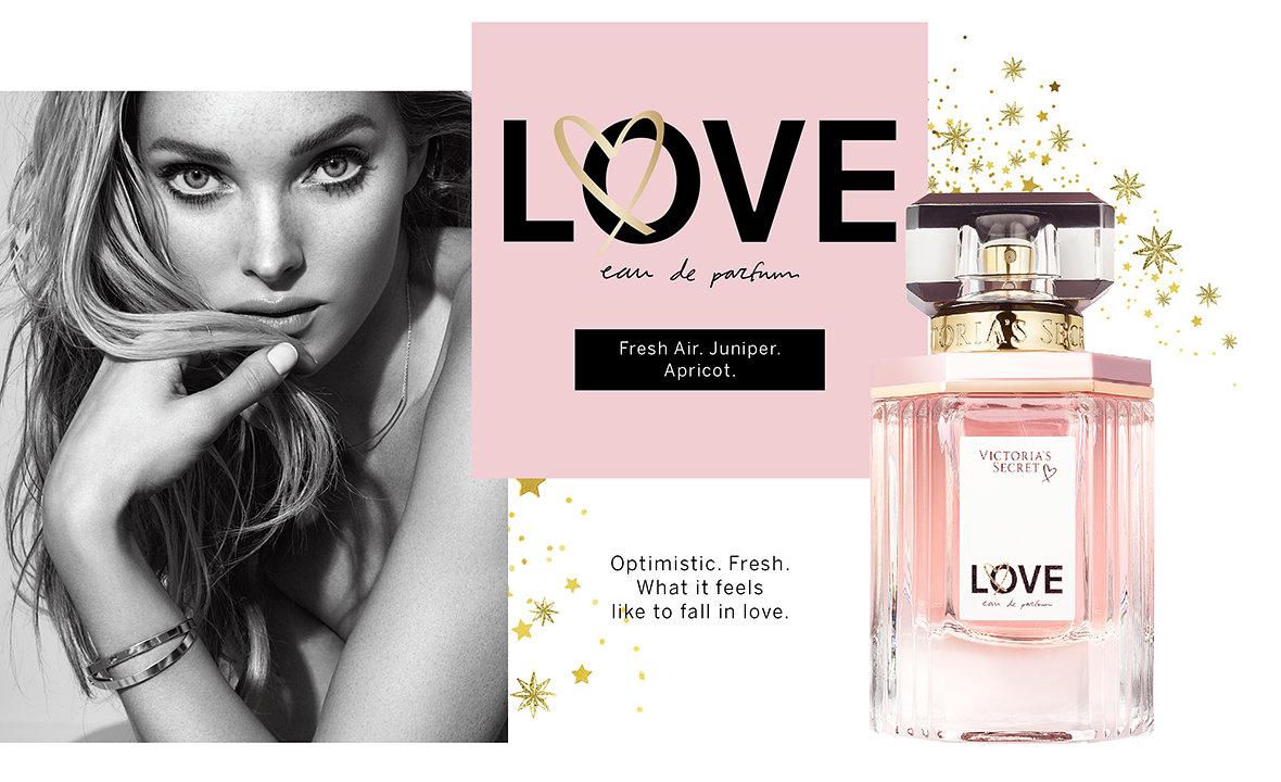 Nước hoa nữ Victoria's Secret Love Star EDP 50ml chính hãng (Mỹ)