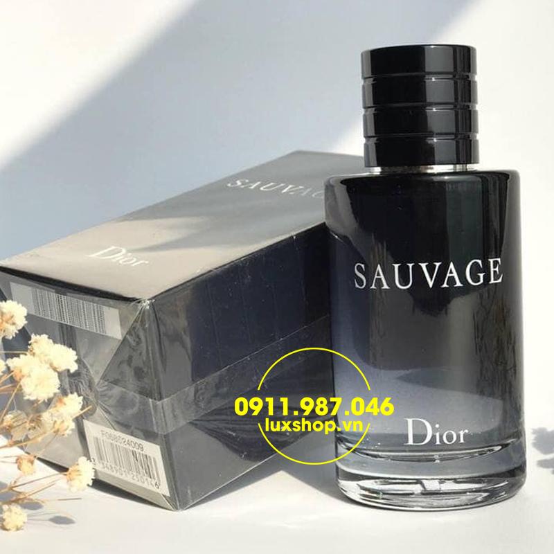Dior Sauvage for men 2015 EDT 100ml - luxshop.vn