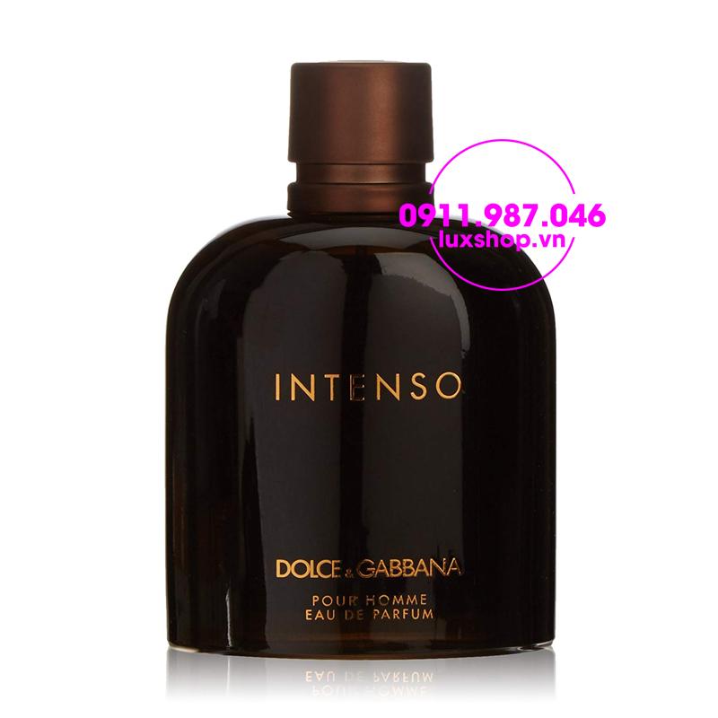 Nước hoa nam Dolce & Gabbana Intenso Pour Homme EDP 125ml - luxshop.vn