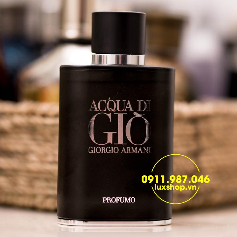 Nước hoa nam Giorgio Armani Acqua Di Gio Profumo edp 75ml - luxshop.vn