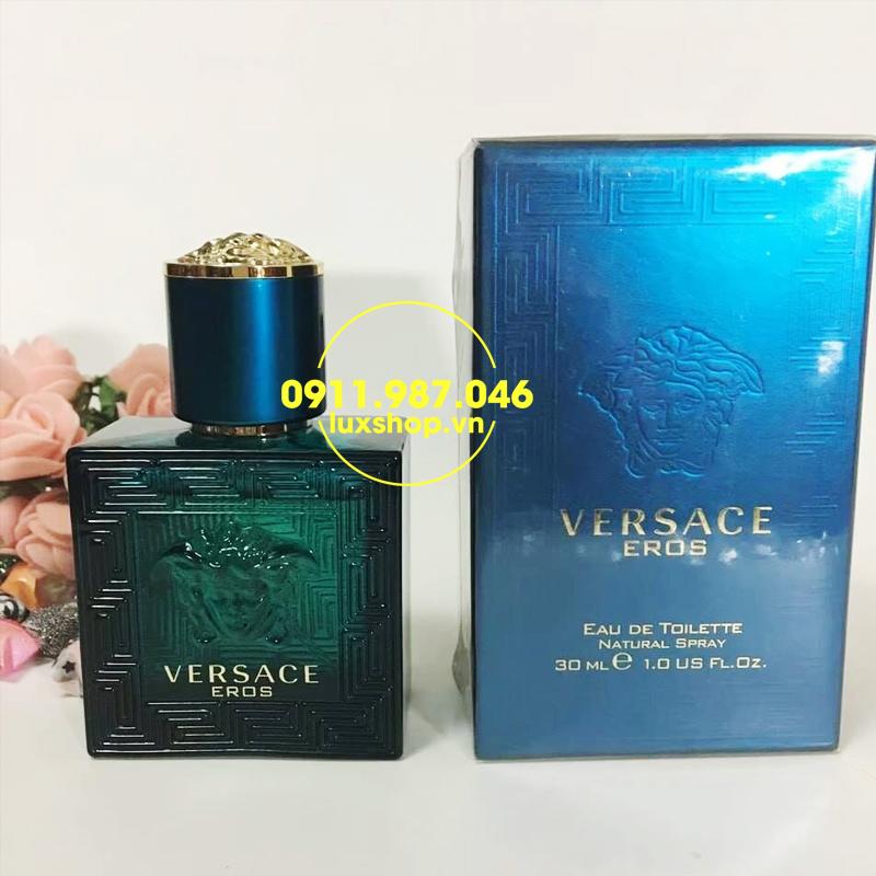 Versace Eros EDT 30ml - luxshop.vn