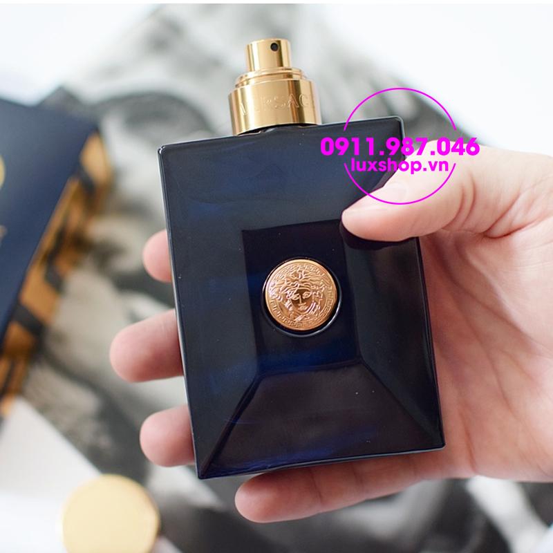 Nước hoa nam Versace Pour Homme Dylan Blue edt 30ml - luxshop.vn