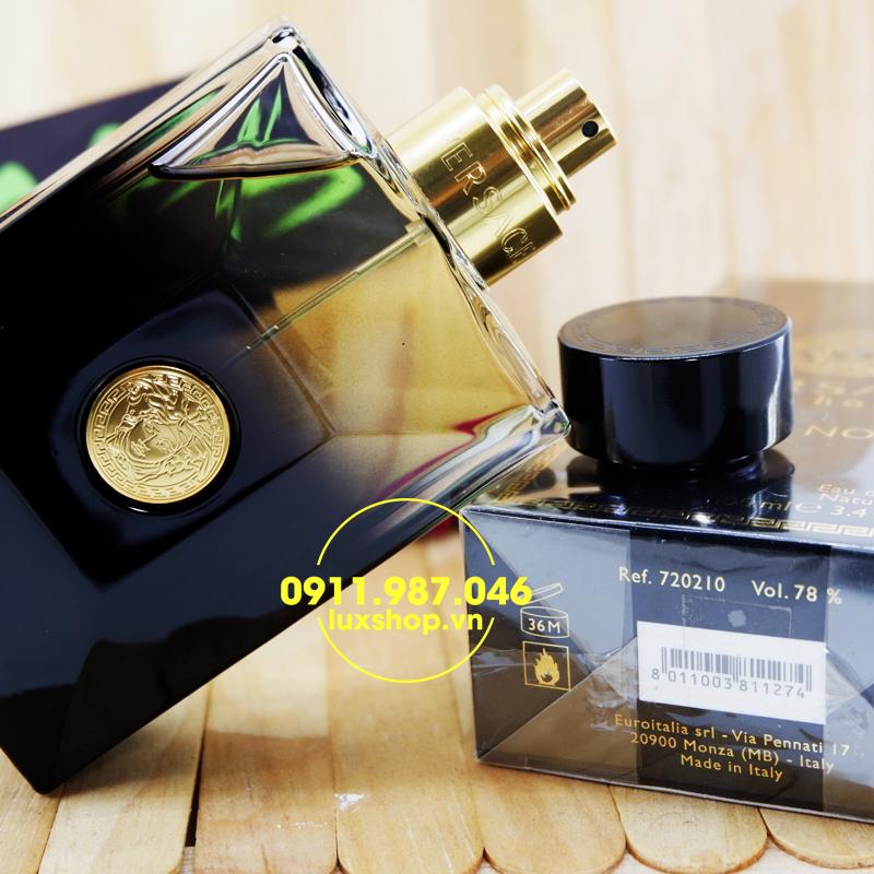 Versace Pour Homme Oud Noir edp 100ml - luxshop.vn