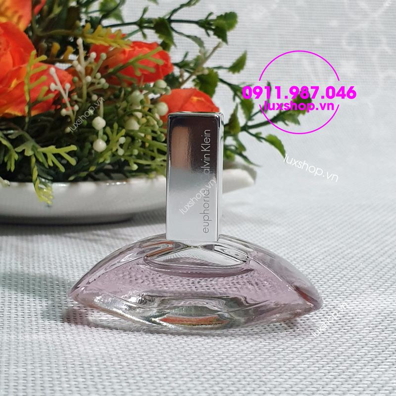 Nước hoa nữ CK Calvin Klein Euphoria for women edp 4ml - luxshop.vn