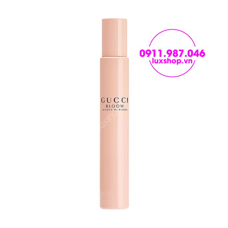 Nước hoa nữ Gucci Bloom Acqua Di Fiori EDT 7.4ml chính hãng