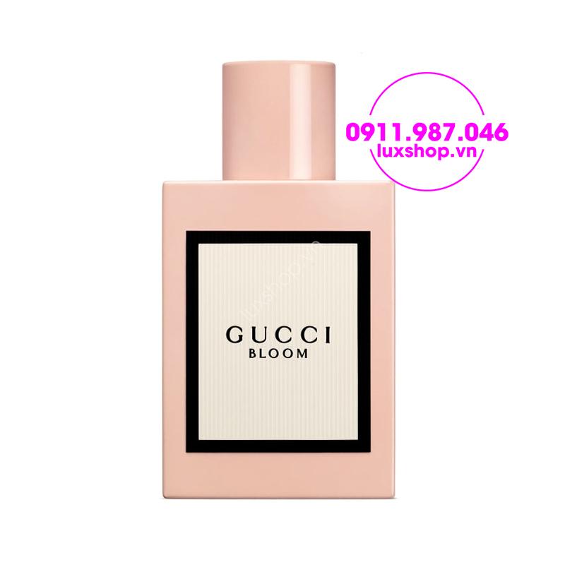 Nước hoa nữ Gucci Bloom Gucci edp 100ml chính hãng - luxshop.vn