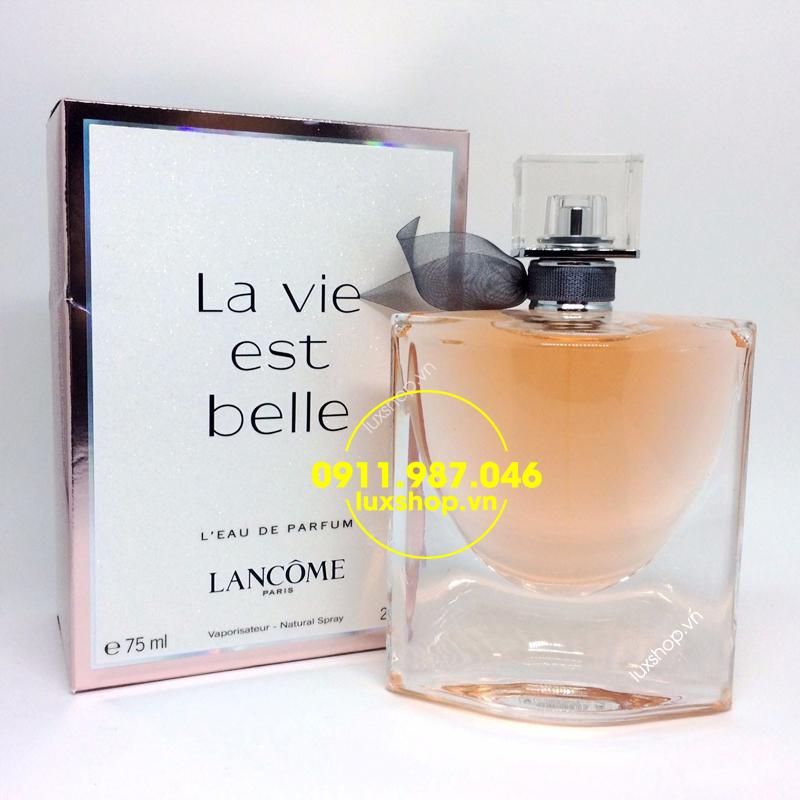 Lancôme La Vie Est Belle L'Eau De Parfum 75ml - luxshop.vn