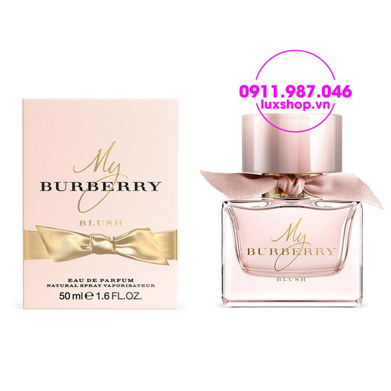 Nước Hoa mini nữ My Burberry Blush edp 50ml - luxshop.vn
