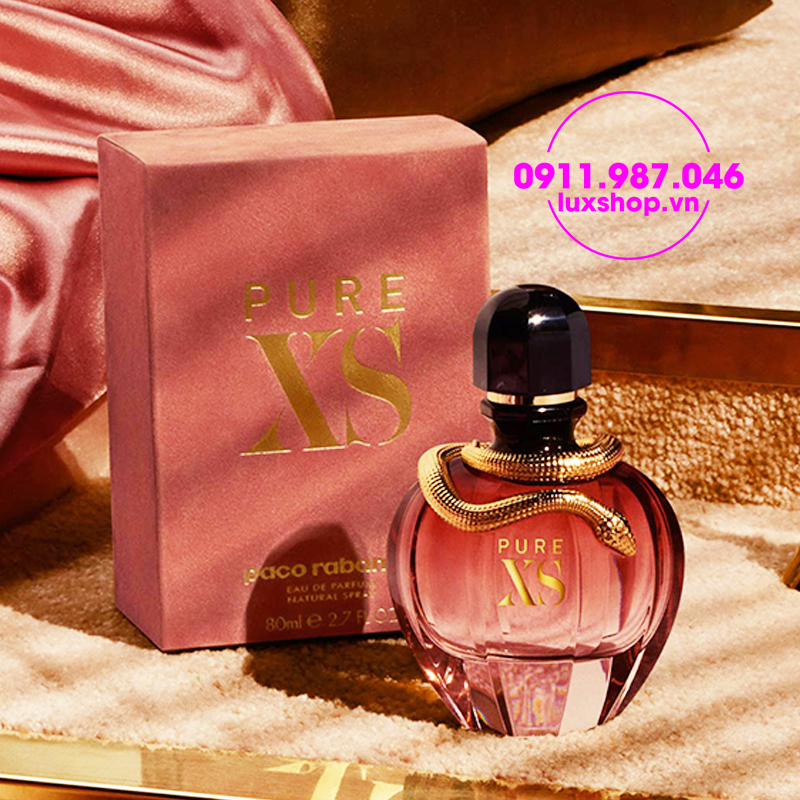 Paco Rabanne Pure XS For Her EDP 80ml - luxshop.vn