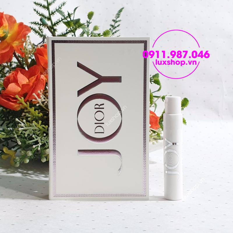 Vial nước hoa mini nữ Dior Joy EDP 1ml chính hãng (2018) - luxshop.vn