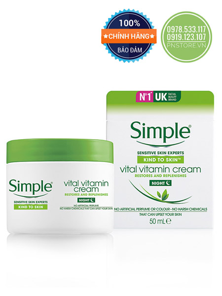 kem-duong-da-ban-dem-simple-kind-to-skin-vital-vitamin-night-cream-50ml-chinh-hang-anh