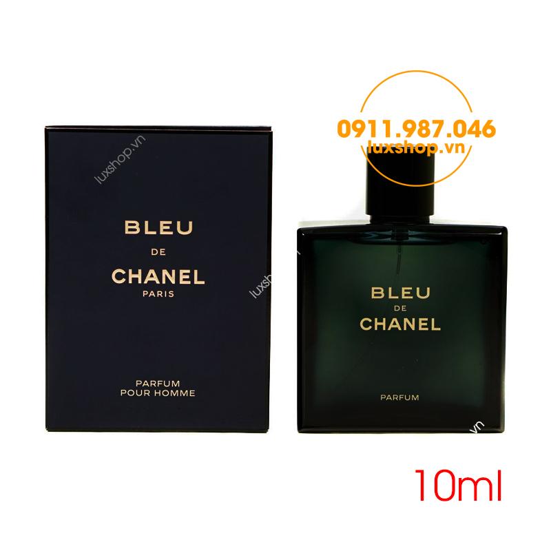 Chanel Bleu De Chanel Parfum Pour Homme 10ml 2018 - luxshop.vn
