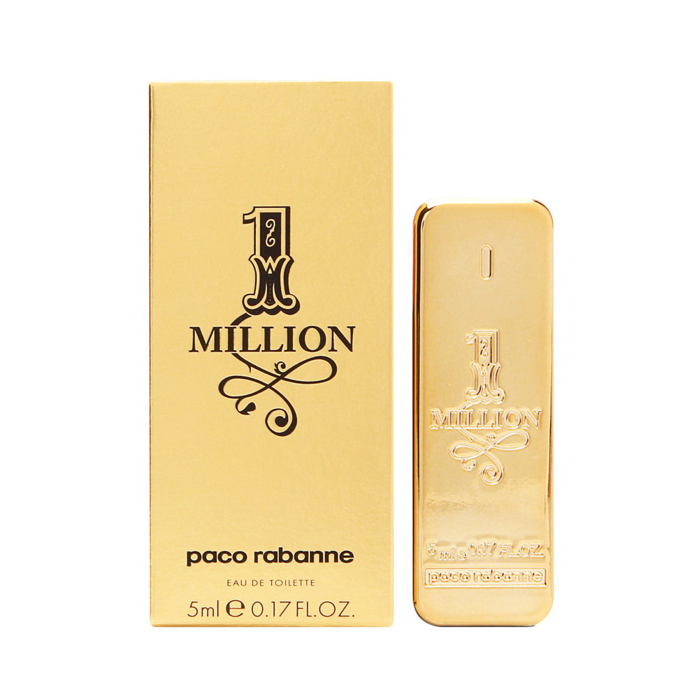 Nước hoa nam mini 1 Million for men EDT 5ml chính hãng (Pháp - Made in France)