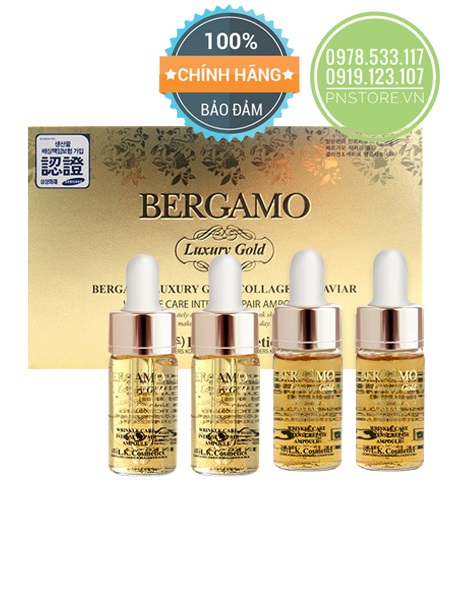 serum-bergamo-luxury-gold-collagen-caviar-13ml-chinh-hang-han-quoc