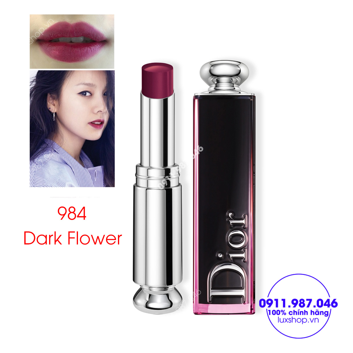 son-duong-dior-984-dark-flower-do-man-chinh-hang-phap