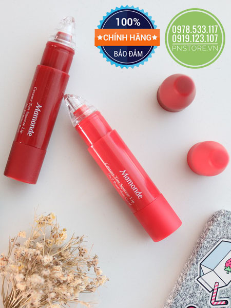 son-kem-mamonde-creamy-tint-squeeze-lip-chinh-hang-han-quoc