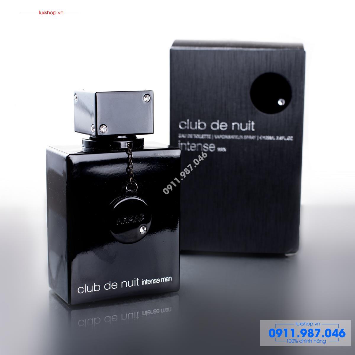 Nước hoa nam Armaf Club de Nuit Intense Man EDT 105ml chính hãng (Ả Rập)