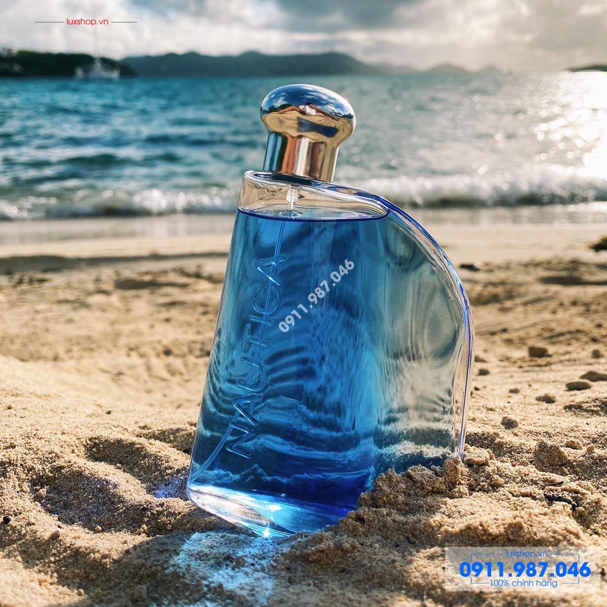 Nước hoa nam Nautica Blue EDT 100ml chính hãng (Mỹ)