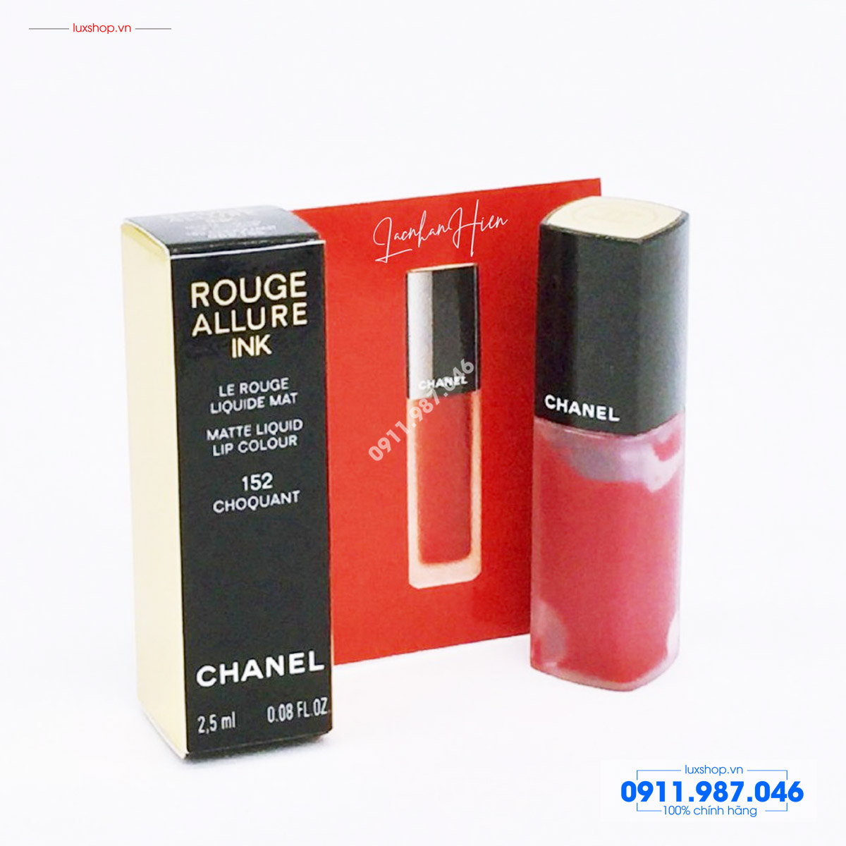 son-chanel-rouge-allure-ink-mini-25ml-mau-152-choquant-chinh-hang-phap