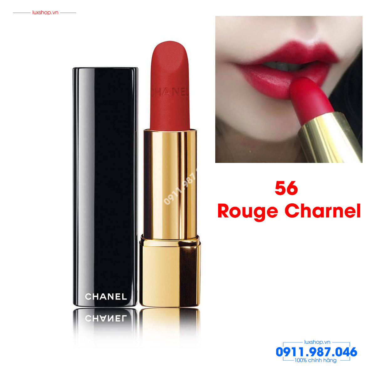 son-moi-chanel-56-rouge-charnel-mau-do-tuoi-chinh-hang-phap